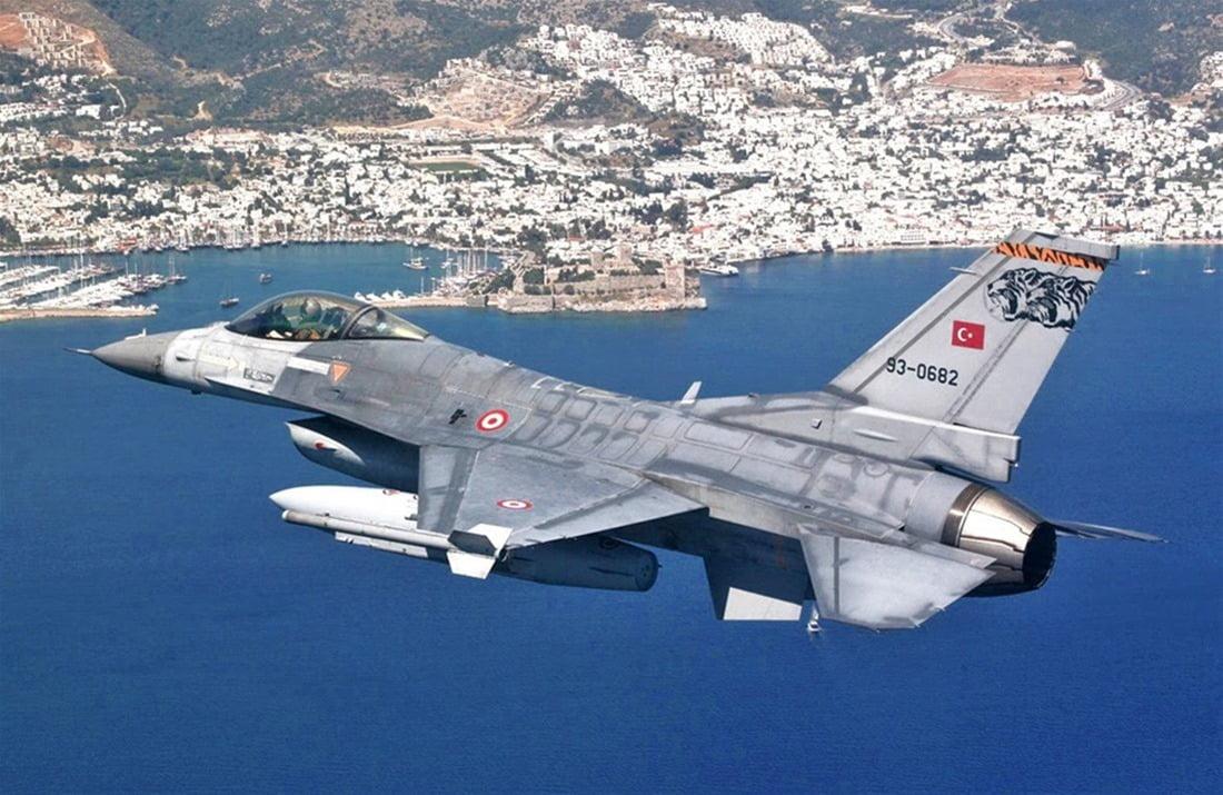 Γιατί ανεχόμαστε την αερο-ναυτική τουρκική σφηκοφωλιά;