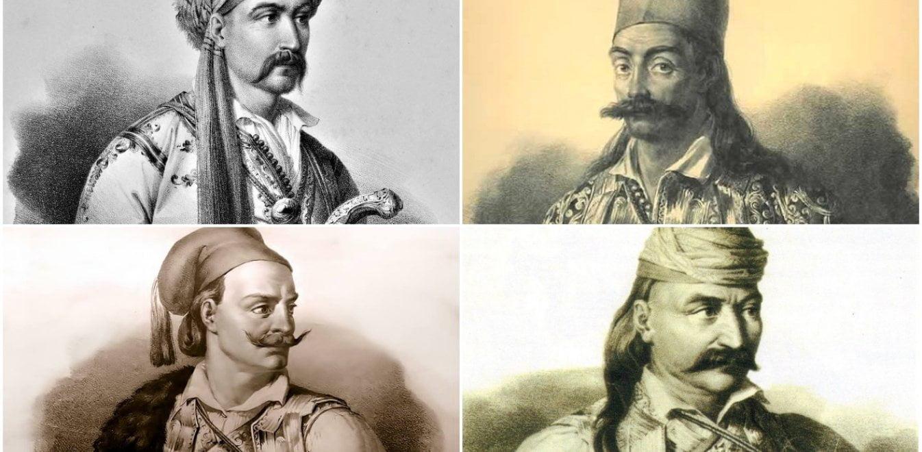 Ο άνθρωπος που «αιχμαλώτισε» τους ήρωες της Ελληνικής Επανάστασης!