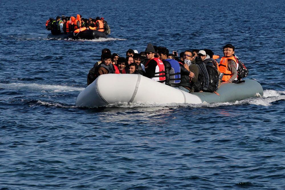 Ἔκρηξις ἐγκληματικότητος μεταναστῶν στά νησιά τοῦ Αἰγαίου