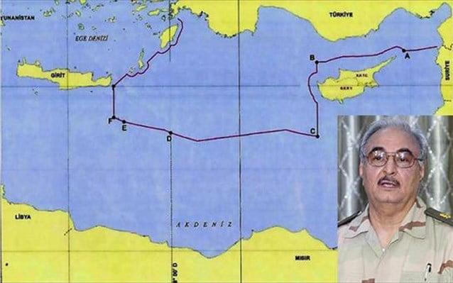 Το μνημόνιο Λιβύης – Τουρκίας, οι ενέργειες του ελληνικού ΥΠΕΞ και ο στρατηγός Χαφτάρ