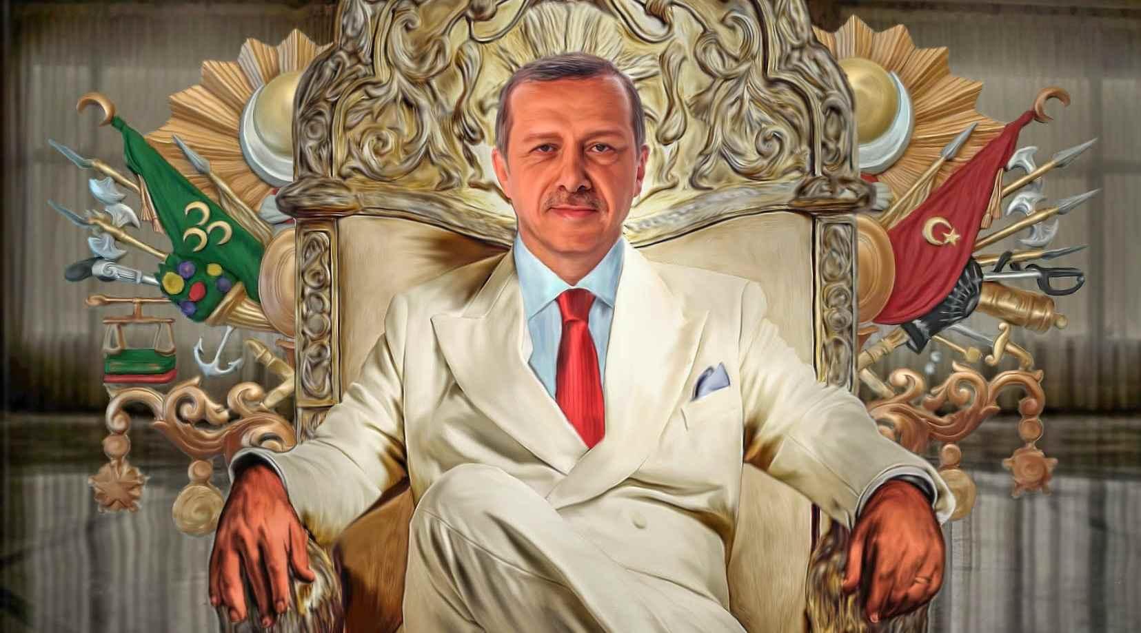 Απειλεί με τουρκικό τόξο ο Ερντογάν