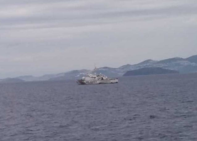 Νέο επεισόδιο στο Αιγαίο: Τουρκικό σκάφος παρενόχλησε Έλληνες ψαράδες στα Ίμια