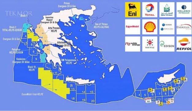 Κινήσεις στη σκακιέρα της Ανατολικής Μεσογείου