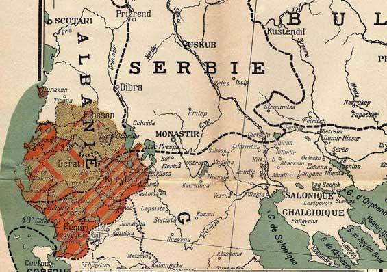 Το πρωτόκολλο της Φλωρεντίας με το οποίο η Ελλάδα έχασε τη Βόρειο Ήπειρο