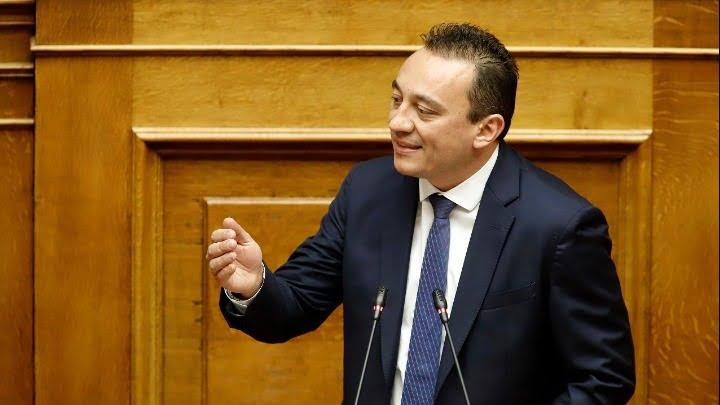 Ο Κώστας Βλάσης νέος υφυπουργός Εξωτερικών, αρμόδιος για τον Απόδημο Ελληνισμό