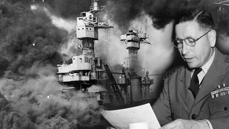 Το Βατερλό των Αμερικανών στο Περλ Χάρμπορ θα είχε αποφευχθεί αν άκουγαν Έλληνα πλοίαρχο