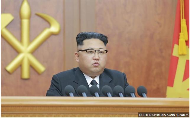 Βόρεια Κορέα: «Νέο στρατηγικό όπλο» θα αποκαλύψει άμεσα ο Κιμ Γιονγκ Ουν