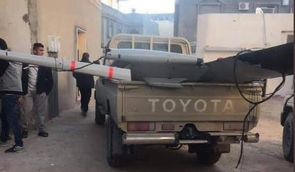 Οι δυνάμεις του Χαφτάρ κατέρριψαν τουρκικής κατασκευής μη επανδρωμένο αεροσκάφος στην Τρίπολη, ενώ κατασκόπευε τις θέσεις τους