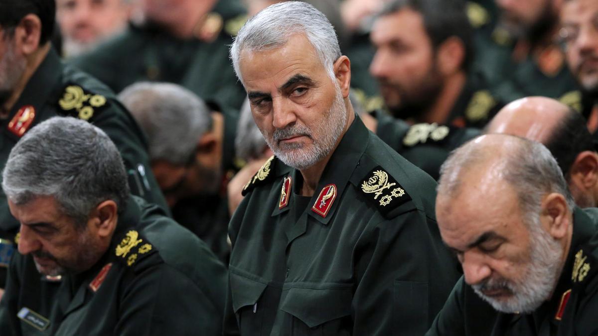 FT : Κασέμ Σουλεϊμανί: Ποιος ήταν ο πανίσχυρος Ιρανός στρατηγός