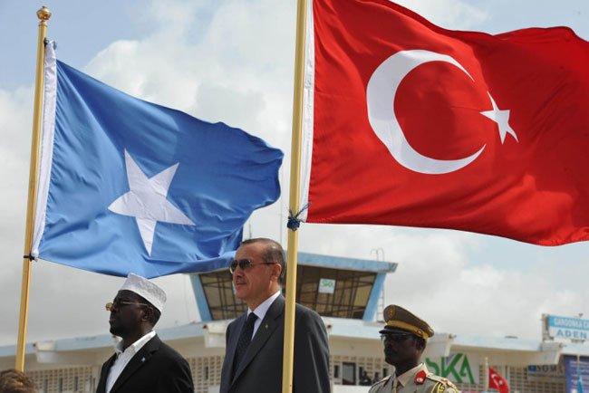 Τι επιδιώκει ο Ερντογάν στη Σομαλία