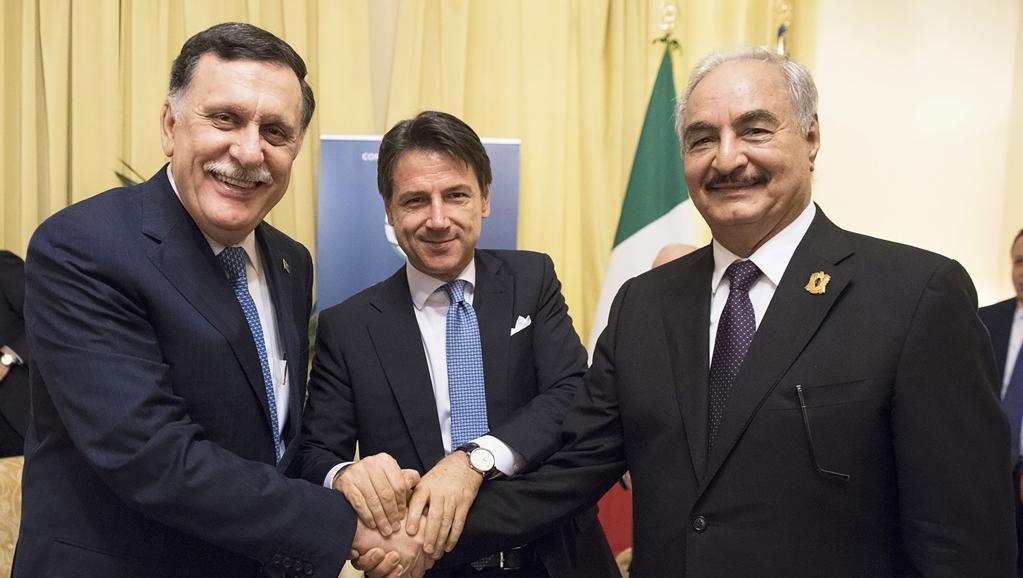 Λιβύη: Σάρατζ και Χάφταρ «θα υπογράψουν σήμερα στη Μόσχα τη συμφωνία κατάπαυσης πυρός»