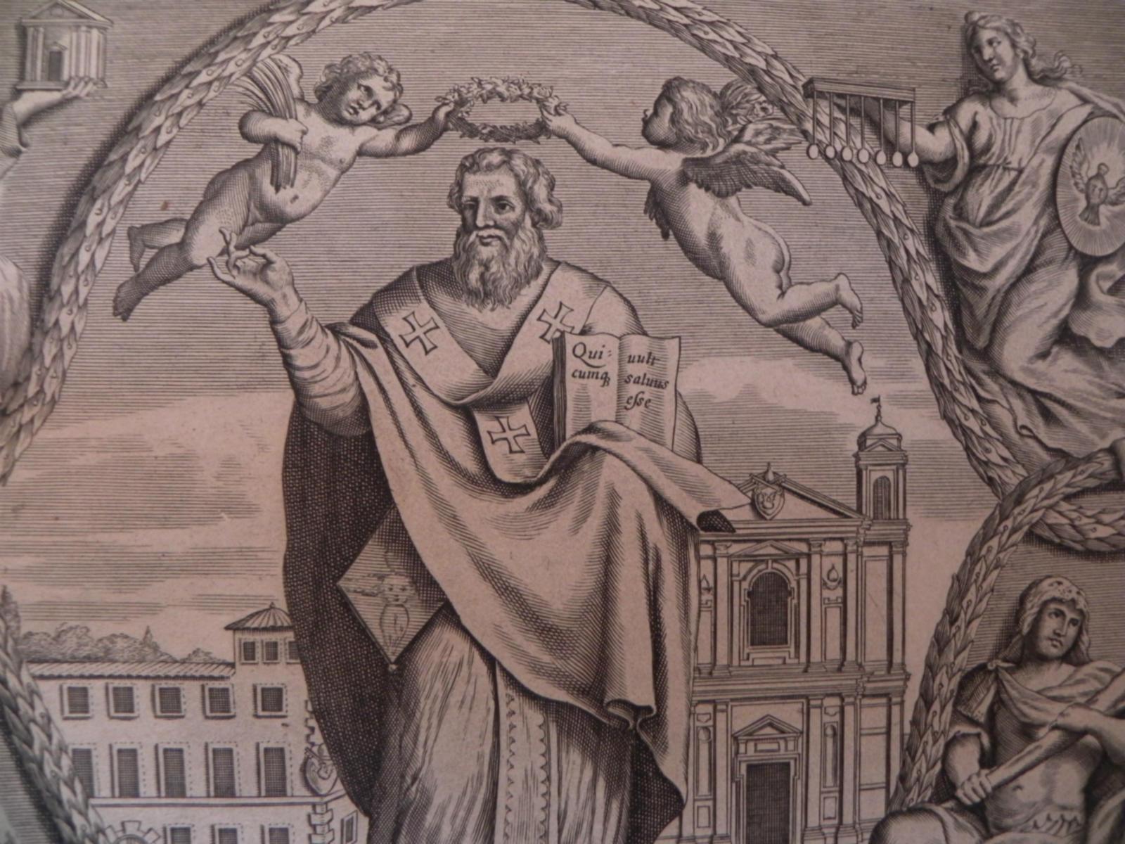 Το Ελληνικό Κολέγιο του Αγίου Αθανασίου στη Ρώμη, ένας φάρος των Ελληνικών γραμμάτων σε σκοτεινούς καιρούς