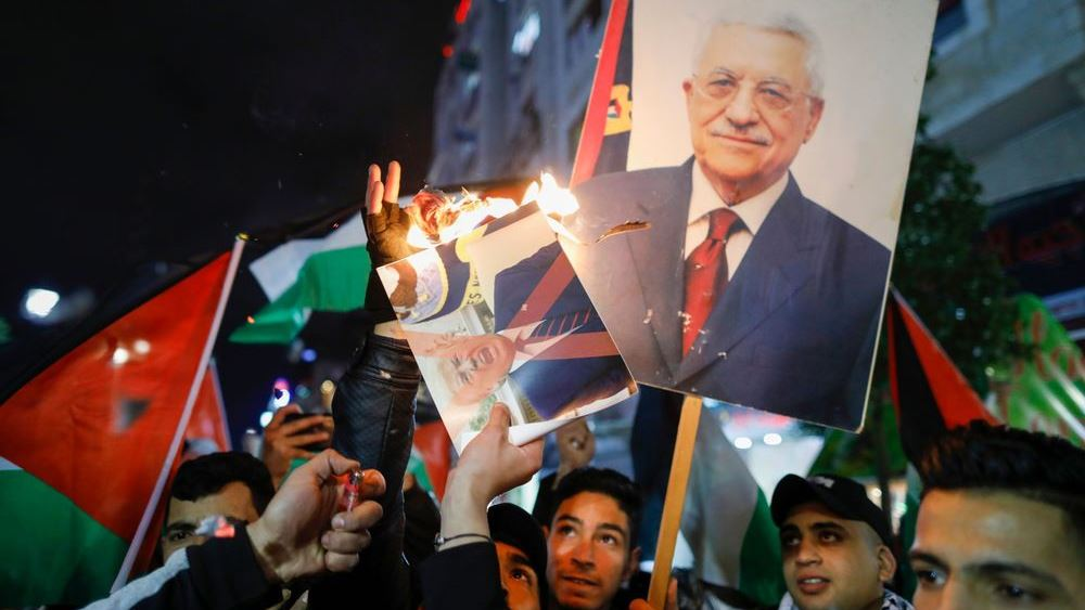 Bloomberg: Το σχέδιο Τραμπ για Ισραήλ – Παλαιστίνη μπορεί να αποδειχθεί μοιραίο