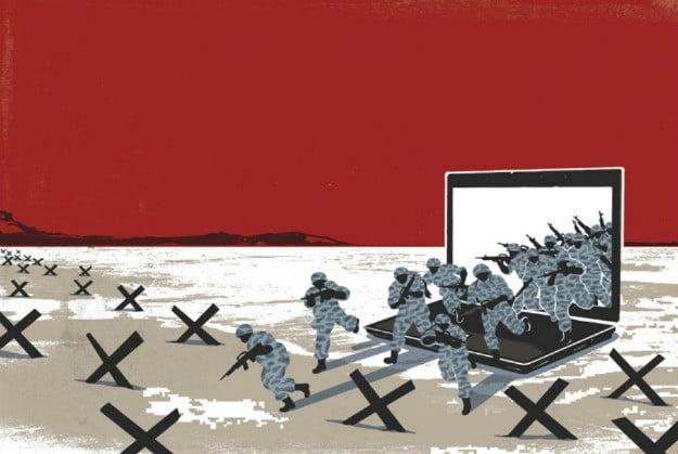 Η Ελλάδα θέλει πρόοδο στον κυβερνοπόλεμο