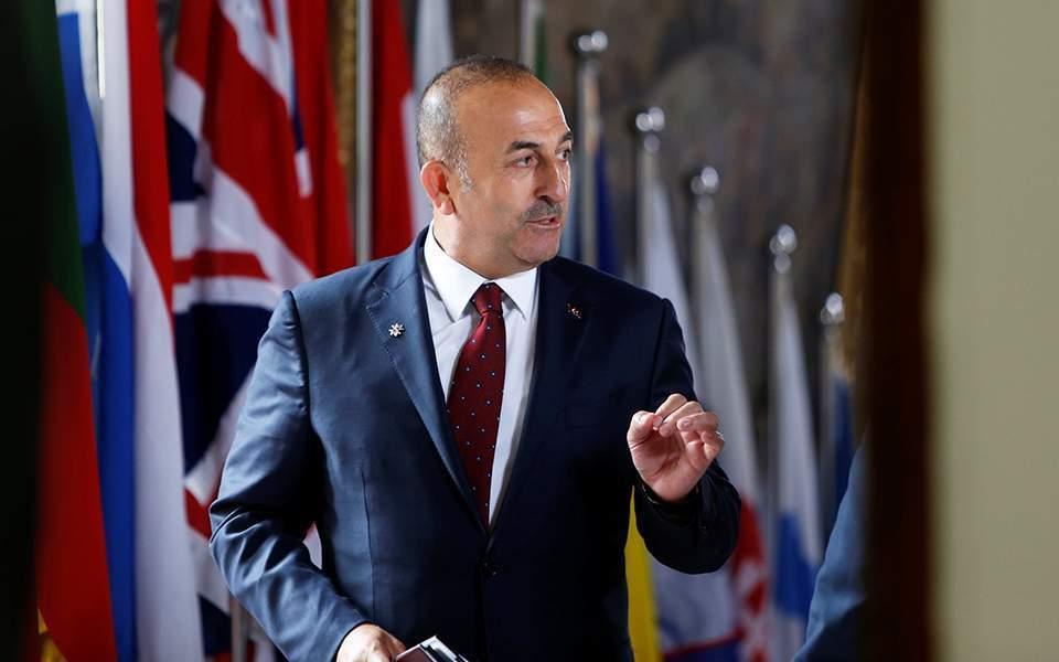 Προκλητικές δηλώσεις από Τσαβούσογλου: Υπάρχουν νησιά που δεν έχει καθοριστεί η κυριαρχία τους