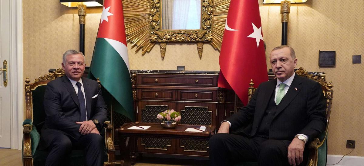 Βασιλιάς Ιορδανίας: Η Τουρκία μετέφερε το ISIS στην Ευρώπη
