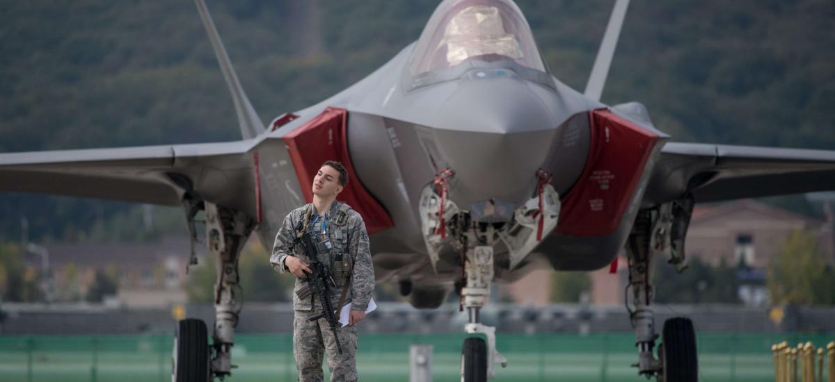 Οι τουρκικές εταιρείες παραγωγής εξαρτημάτων των αεροσκαφών F-35 εγκαταλείπουν την Τουρκία λόγω κυρώσεων