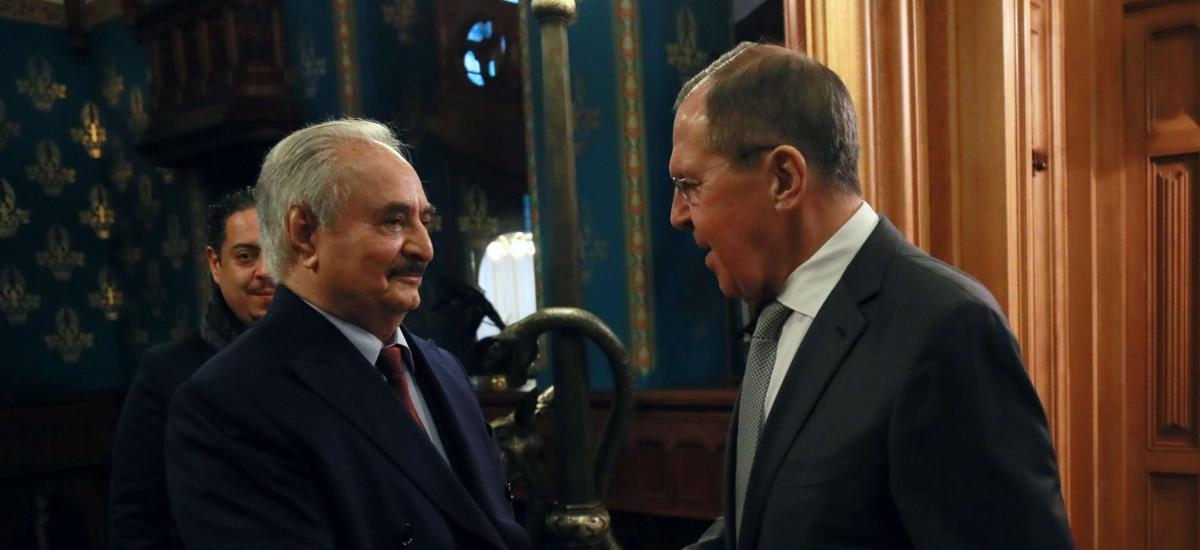 ΕΚΤΑΚΤΟ – Τα βασικά σημεία της συμφωνίας Χαφτάρ – Σαράζ που υπογράφεται στη Μόσχα