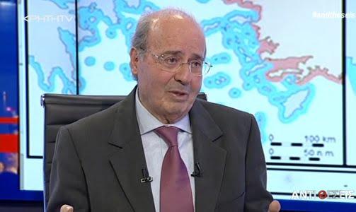 Η Κύπρος κινδυνεύει – Ομιλία στρατηγού ε.α. Μανούσου Παραγιουδάκη