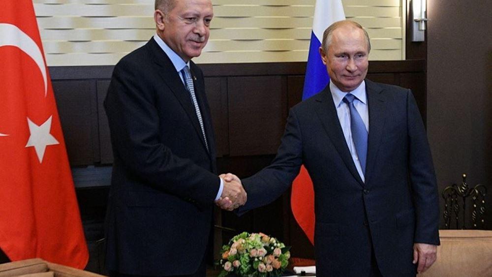 Τι σημαίνει η συμφωνία Πούτιν-Ερντογάν για τη Λιβύη