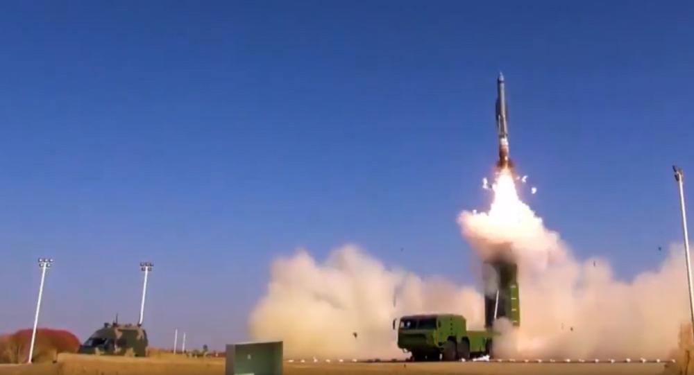 Βίντεο φέρεται να δείχνει εκτόξευση κινεζικού πυρηνικού πυραύλου ικανού να φτάσει τις ΗΠΑ
