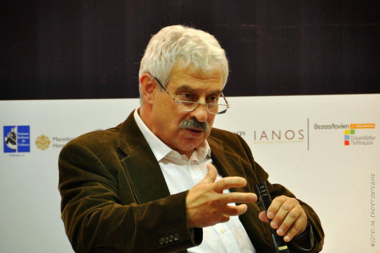 Παντελής Σαββίδης: Η Τουρκία έχει εξαπολύσει πόλεμο διεθνούς προπαγάνδας, με στόχο να πλήξει το ηθικό των Ελλήνων και να δημιουργήσει θετικό κλίμα γι' αυτήν