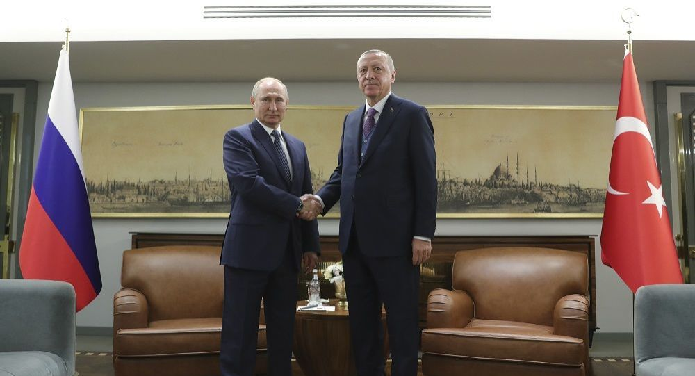 Πούτιν – Ερντογάν για Λιβύη: Κοινή θέση για προσωρινή κατάπαυση του πυρός