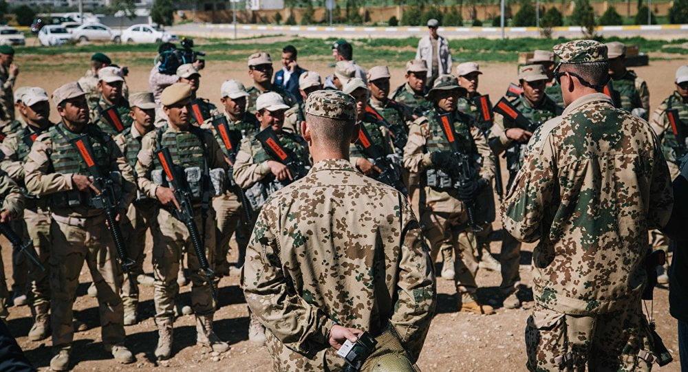 Β. Ιράκ: Ξεκίνησε και πάλι η εκπαίδευση Κούρδων πεσμεργκά από τους Γερμανούς