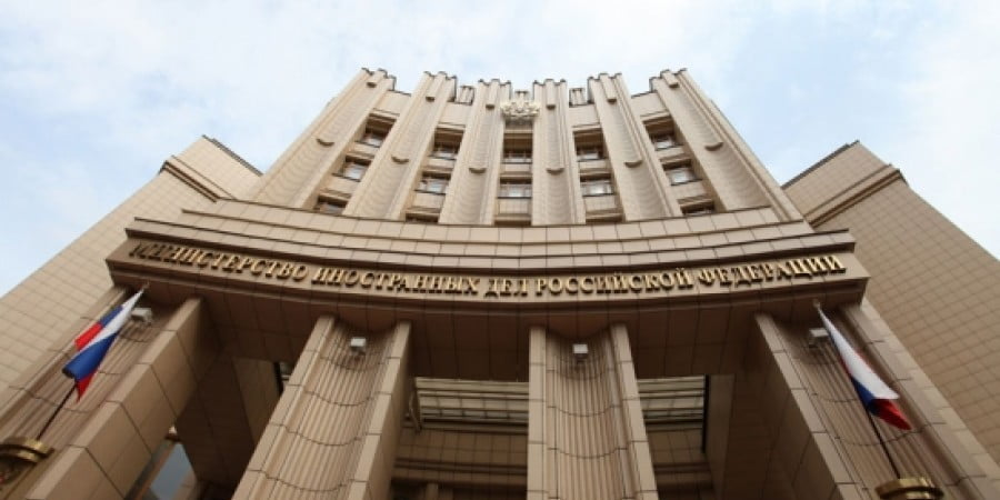 Ρωσικό ΥΠΕΞ:Ανησυχούμε για κατάσταση σε Α.Μεσόγειο-Μόνη οδός το Διεθνές Δίκαιο