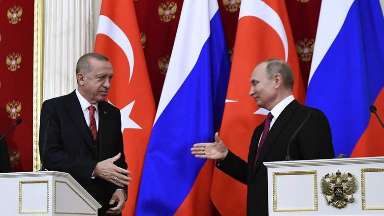 Ἐπικίνδυνος ἄξων Ρωσσίας – Τουρκίας γιά γεωτρήσεις στήν Μεσόγειο