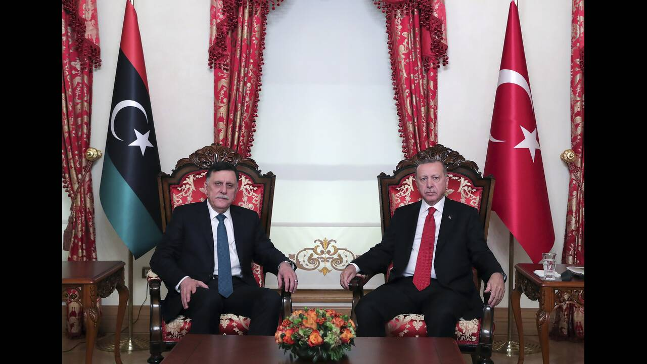 Η Τουρκία αξιώνει από τη Λιβύη 2,7 δισ. δολάρια σε αποζημιώσεις, για έργα από την εποχή του Καντάφι