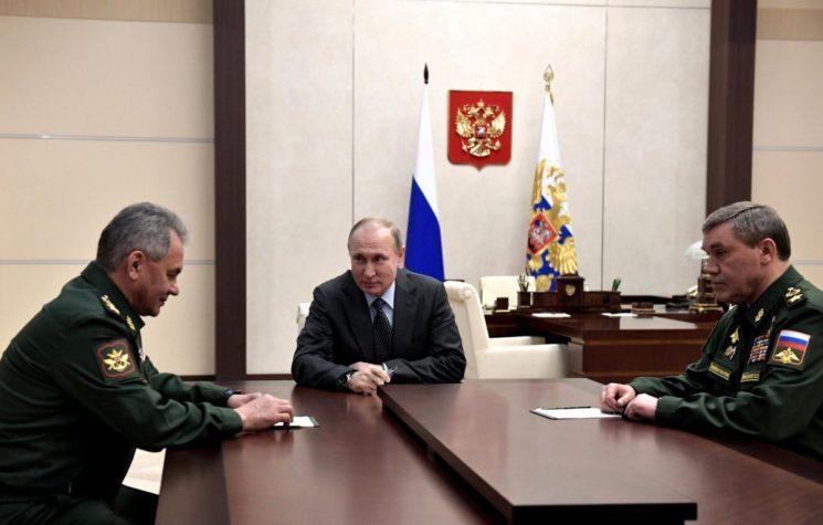 Είκοσι Χρόνια Μετά τι Ξέχασε ο Πούτιν