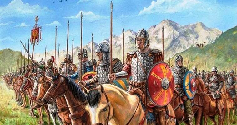 Καβαλάριοι… Οι ιππείς του ολέθρου της Βυζαντινής Αυτοκρατορίας