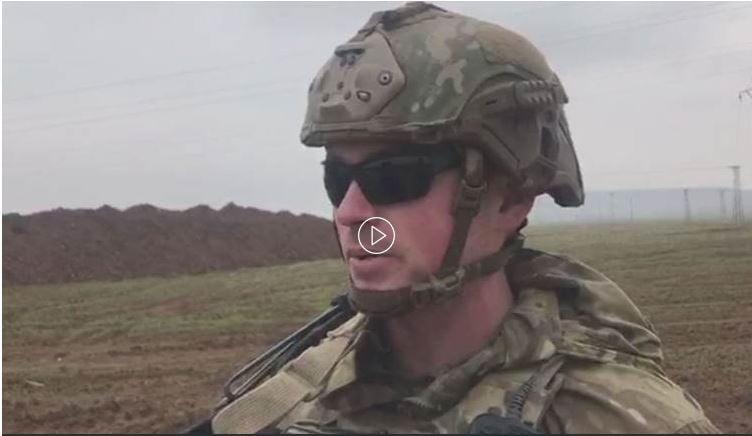 Διοικητής Στρατιωτικών Δυνάμεων των ΗΠΑ στη ΒΑ Συρία: Δεν θα επιτρέψουμε τις ρωσικές δυνάμεις να κάνουν περιπολίες εδώ