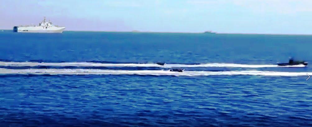 Φέρεται ότι ο Aιγυπτιακός και ο Ελληνικός στόλος θα μπουν σφήνα στην αποστολή τουρκικών δυνάμεων στη Λιβύη.