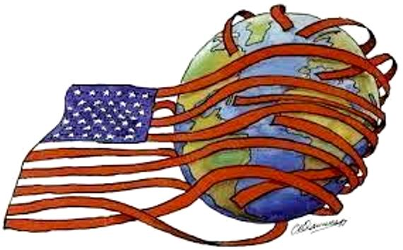 Tο Τέλος της Αμερικανικής Κυριαρχίας Σφυρηλατεί μια Πολυκεντρική Διεθνή Τάξη
