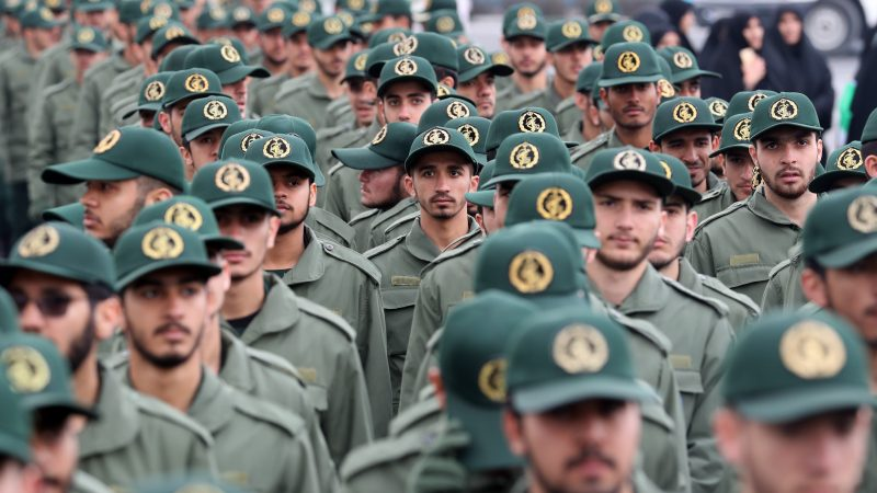 Ποιοι είναι οι Φρουροί της Επανάστασης του Ιράν