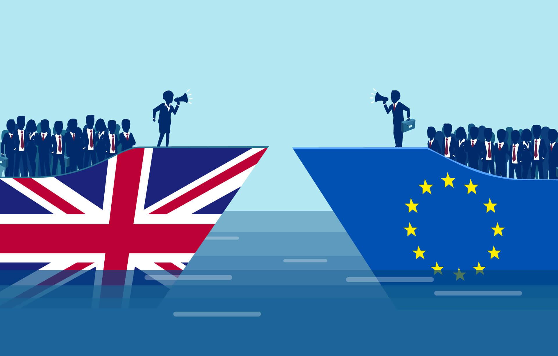 Ώρα… διαζυγίου για Ηνωμένο Βασίλειο και ΕΕ – Τι ισχύει για τους Έλληνες εργαζόμενους