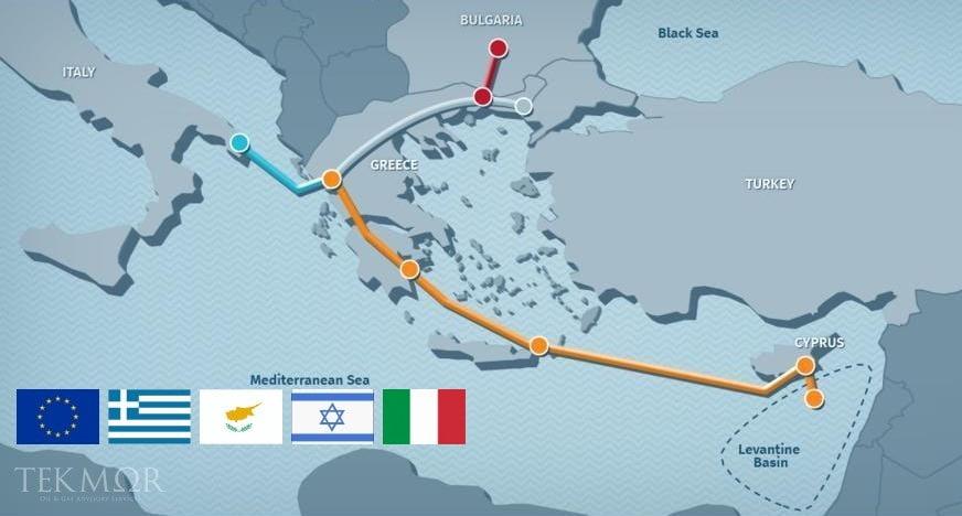 East Med Pipeline