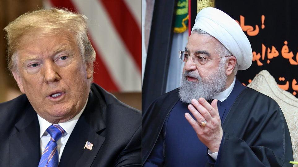Θα μπορούσε μία συμμαχία Ιράν-Κίνας να καταστρέψει τον Donald Trump;