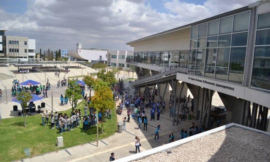 Aνοδος κυπριακών πανεπιστημίων