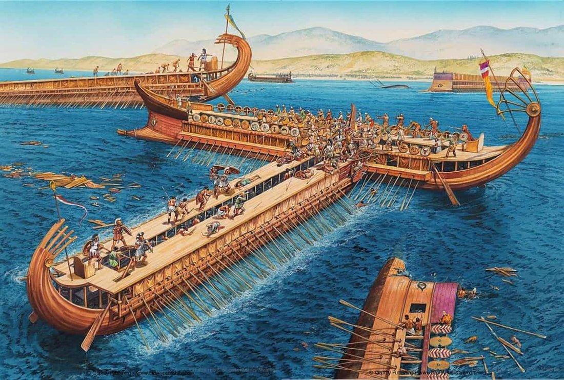 Ο λιθοβολισμός του Αθηναίου βουλευτή επειδή πρότεινε υποταγή στους Πέρσες