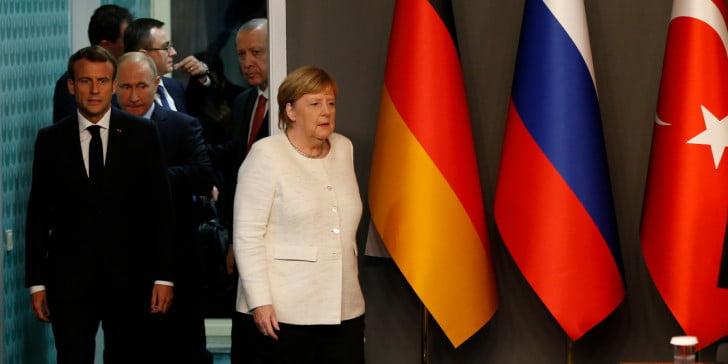 Διάσκεψη του Βερολίνου για τη Λιβύη: Προσκλήθηκαν 12 χώρες και 4 διεθνείς φορείς – Εκτός η Ελλάδα