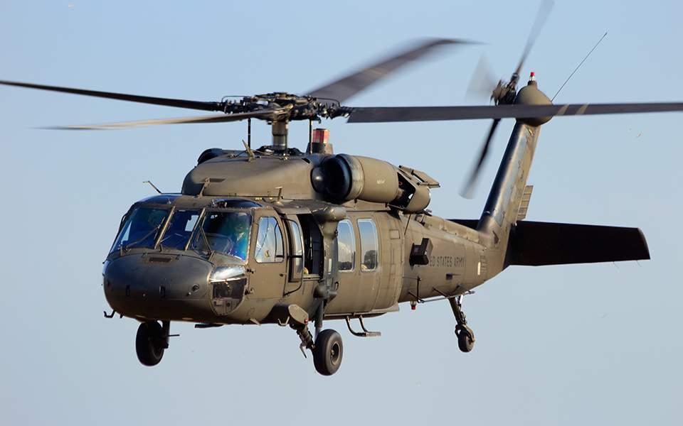 Αυξάνεται η αμερικανική παρουσία σε Ελλάδα και Κύπρο – Στη Ρόδο αμερικανικά ελικόπτερα (vid)
