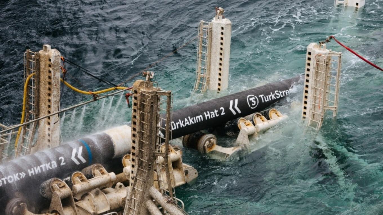 Ρωσία-Gazprom: Ένα δισ. κυβικά φυσικού αερίου στον Turkish Stream