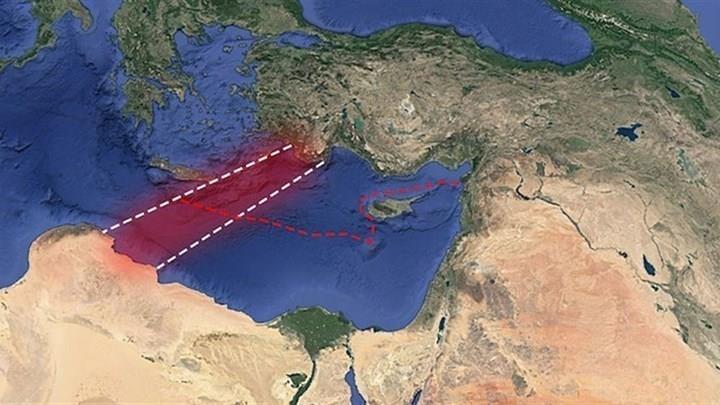Αναβαθμίζει τις προκλήσεις η Τουρκία: Παραχώρηση οικοπέδων νότια της Κρήτης και του Καστελλορίζου για έρευνες