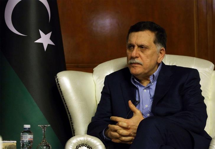«Ναι» από την κυβέρνηση Εθνικής Συμφωνίας του Σαράζ στην κατάπαυση πυρός στη Λιβύης
