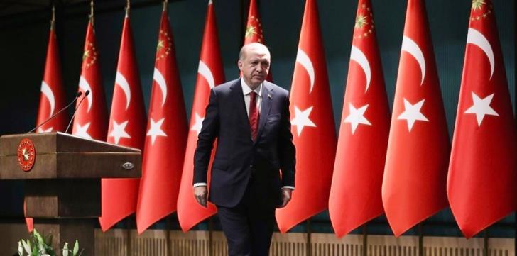 Η Τουρκία εντείνει τις διπλωματικές της προσπάθειες για να εξουδετερώσει τις κυρώσεις της Ε.Ε.