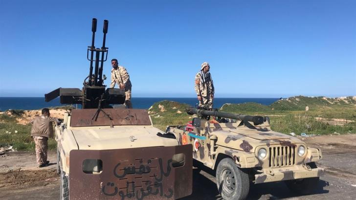 Την απόσυρση των ξένων δυνάμεων από τη Λιβύη ζητούν οι ΗΠΑ