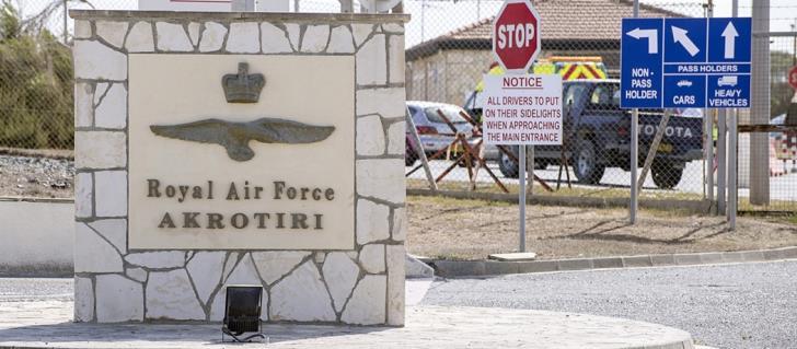 Υπονομεύοντας οι Άγγλοι την Κυπριακή Δημοκρατία, υπονομεύουν και την παρουσία των Βάσεων στην Κύπρο